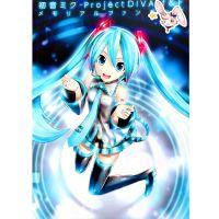 Hatsune Miku Memorial Artbook