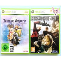 Tales of Vesperia + Resoncance of Fate