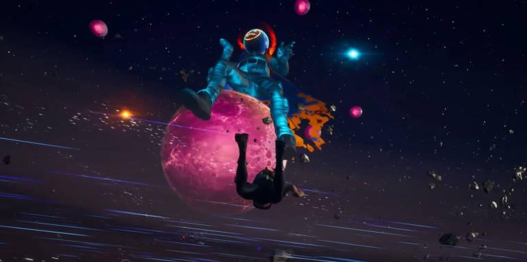 Fortnite Astronomical Concert 2020 - Snapshot 10