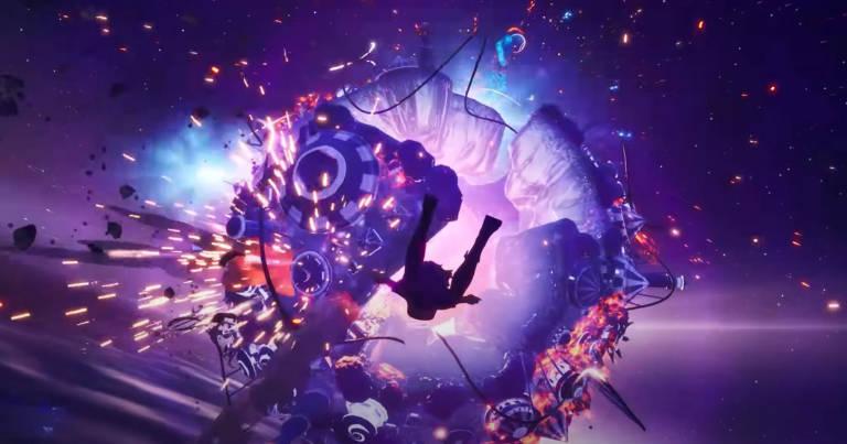 Fortnite Astronomical Concert 2020 - Snapshot 11