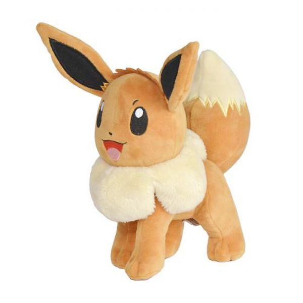 Pokémon Plüschfigur - Evoli 20 cm