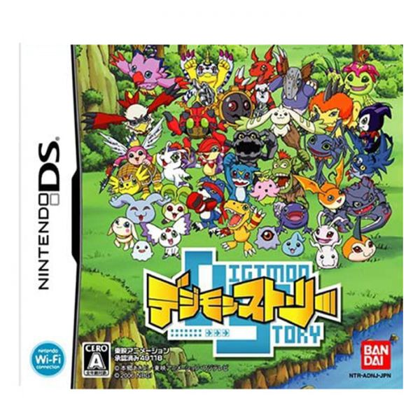 Digimon World Story DS