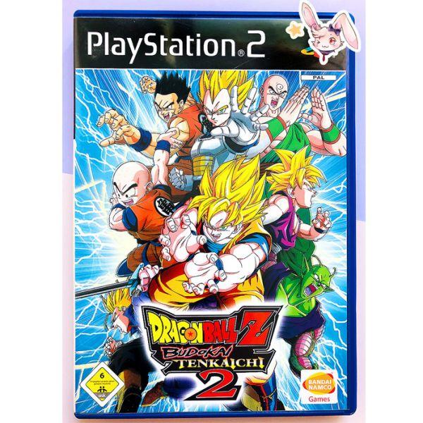 DragonballZ Budokai 2 PS2