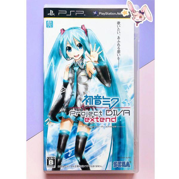 Miku Diva Extend PSP