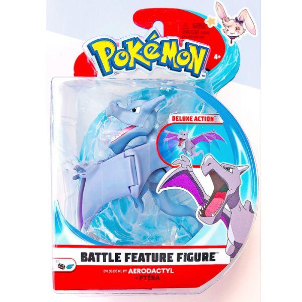 Pokemon Battle Features Figur Aerodactyl