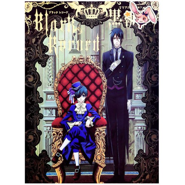 Black Butler Black Record Artbook