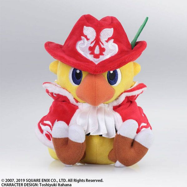 Chocobo Red Mage Plüsch
