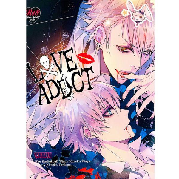 Kuroko's Basketball - Love Addict Doujinshi