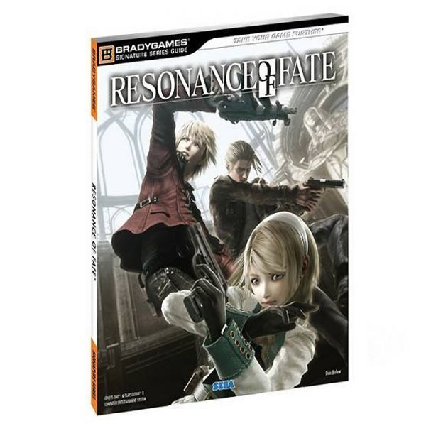 Resonance of Fate official guide
