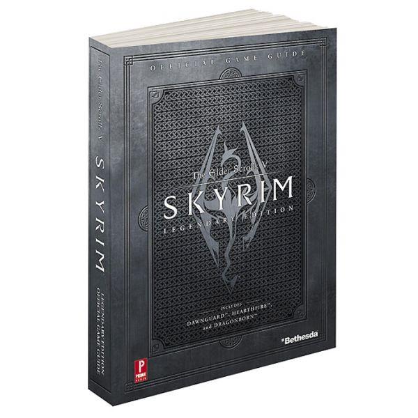 Skyrim Legendary Standard Edition: Prima Official Guide