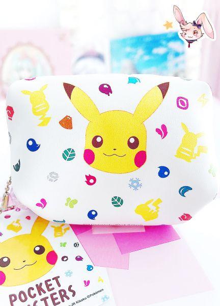 Pikachu Tasche Vorne