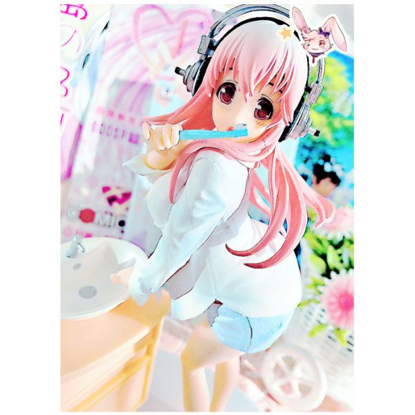 Sonico Teeth Figur