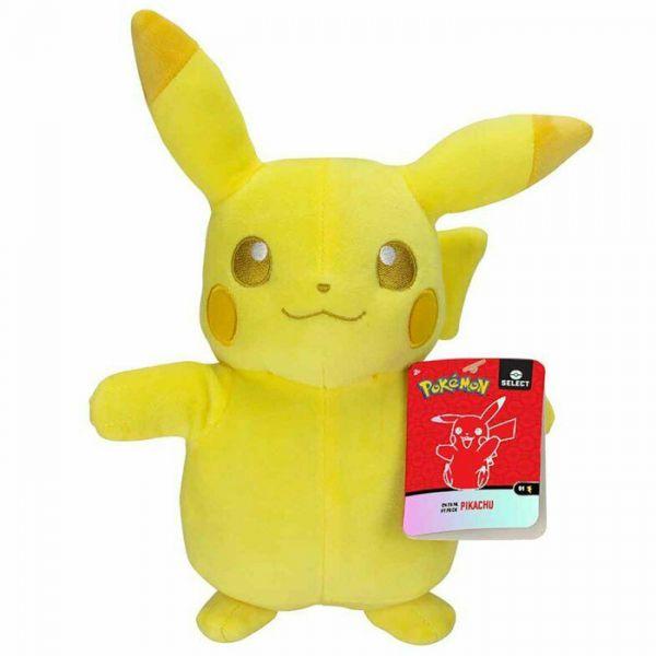 Pokemon Pikachu Monochrom Plüsch