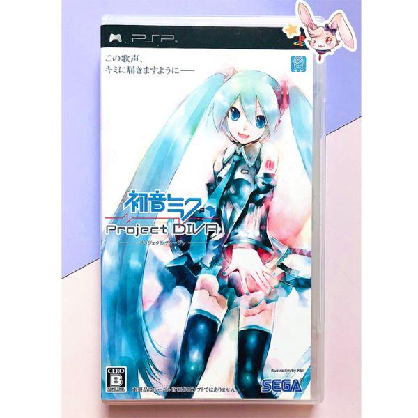 Hatsune Miku Diva PSP