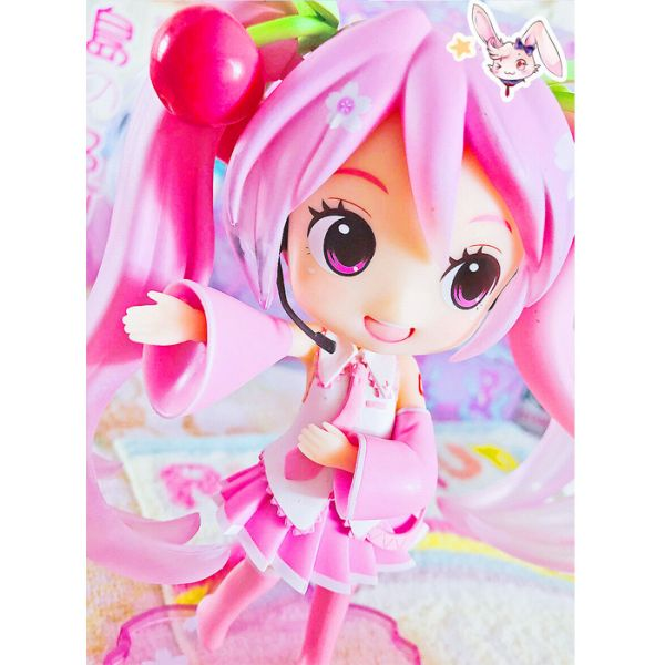 Sakura Miku Doll Crystal