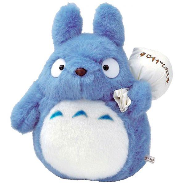 Studio Ghibli Plüschfigur Blue Totoro 25 cm