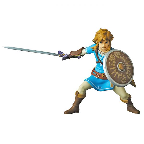 The Legend of Zelda: Breath of the Wild - Link UDF