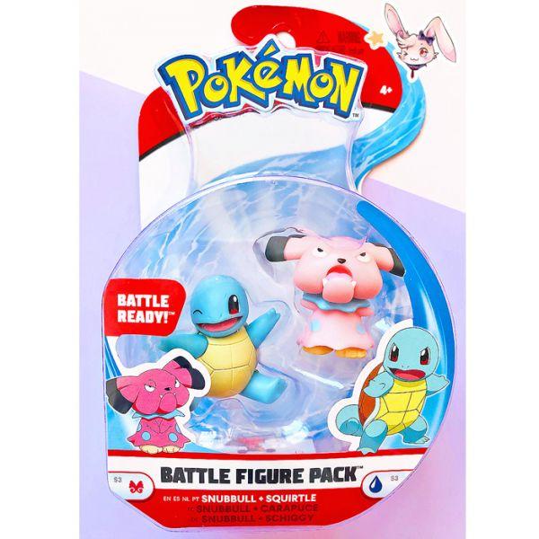 Pokemon WCT Schiggy & Snubbull